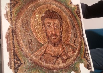 Un detective recupera para Chipre un mosaico del siglo VI saqueado tras la invasión turca de 1974