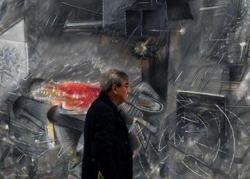 Al arte moderno siempre le quedó París