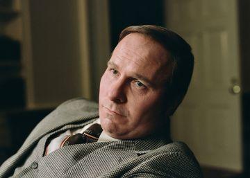 Así encarna Christian Bale al vicepresidente Dick Cheney