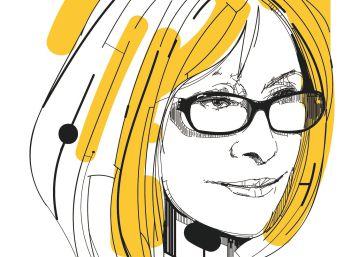 """Cristina Rota: """"Todo debería ser leído desde un punto de vista feminista"""""""