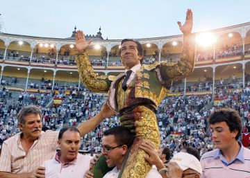 Juan Mora, filósofo del misterio del toreo: