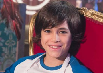 Josetxo, ganador de 'MasterChef Junior' 6