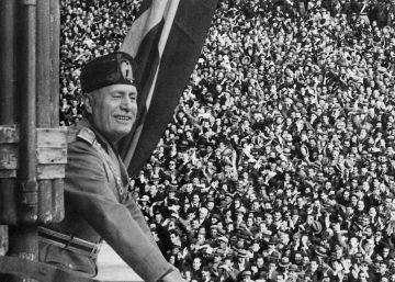 Italianos... ¿Mussolini ha vuelto?