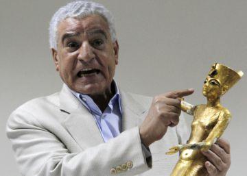 Zahi Hawass reconoce que no se está cerca de hallar la tumba de Cleopatra