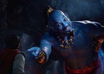 Will Smith aparece como el Genio en el nuevo tráiler de ?Aladdin?