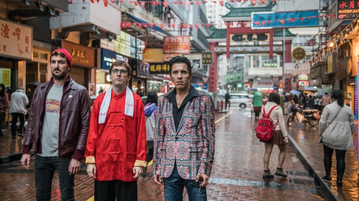 Vente a Hong Kong, Braulio