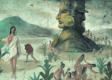 Hernán Cortés y Moctezuma resucitan con Gonzalo Suárez