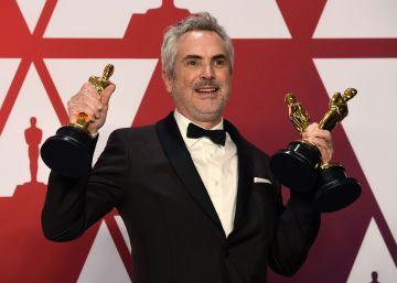 ?Green Book?, mejor película, en los Oscar de Cuarón y la diversidad