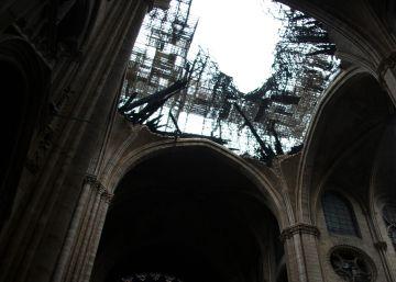 La noche en que se salvó Notre Dame
