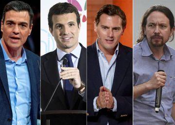 Posibles pactos y mucha Cataluña: Así serán los debates de la semana que viene