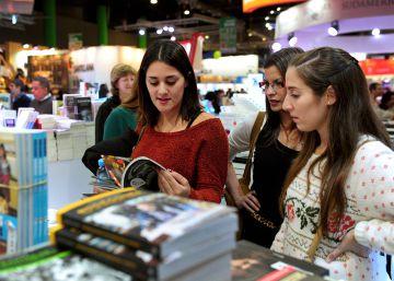 Arranca la Feria del Libro de Buenos Aires, protagonizada por el feminismo y la política