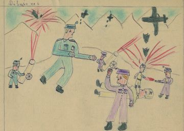 Eighty years later, book of children's drawings prefaced by Aldous Huxley sees the light in Spain