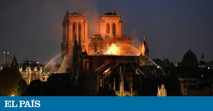 Procuradoria de Paris não sabe a causa do incêndio de Notre-Dame, 72 dias após tragédia