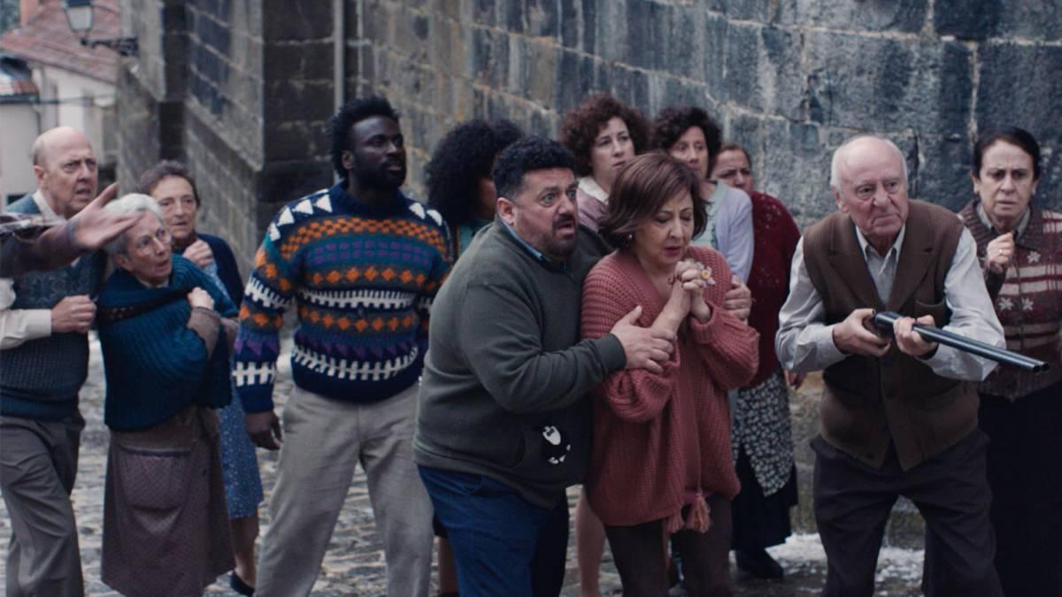 Negros en la España vacía