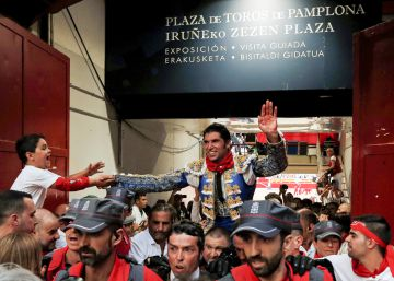 Pamplona es una tómbola