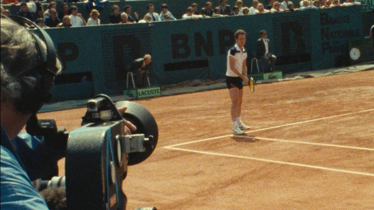 Tenis con Jean-Luc Godard