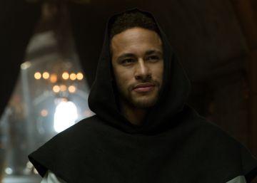 Neymar makes cameo in Netflix hit 'Money Heist' after rape case dropped