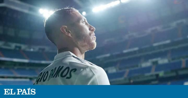Sergio Ramos se hace a sí mismo un 'Celebrities' de Joaquín Reyes