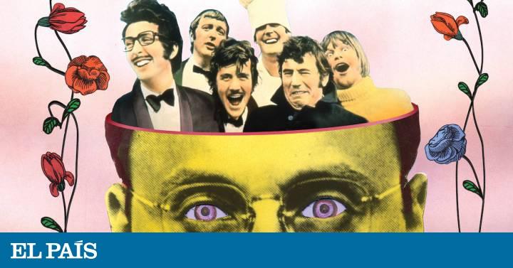 Medio siglo de risas con los Monty Python
