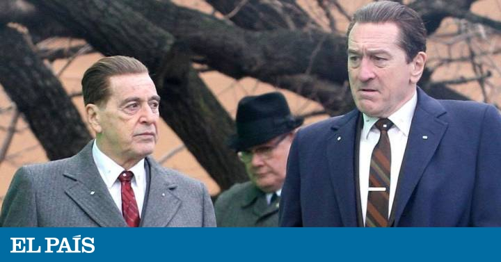 Así Es El Irlandés La Obra Maestra De Scorsese Cultura El País