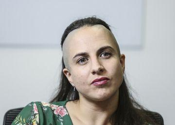 La escritora Cristina Morales, premio Nacional de Narrativa por ?Lectura fácil?