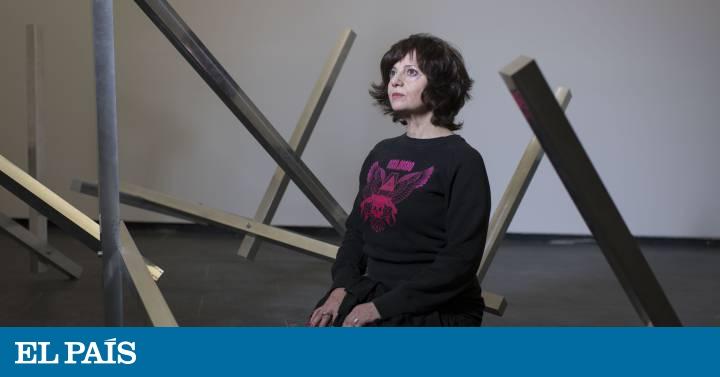 Ana Laura Aláez regresa a la pista de baile del arte contemporáneo