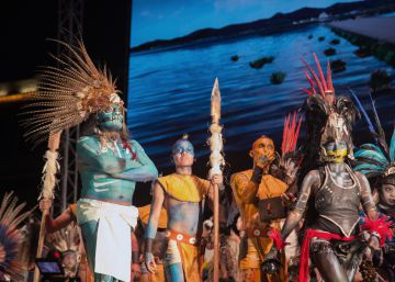 Moctezuma canta su tragedia con voz de barítono