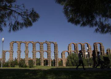 El monumento romano que era visigodo