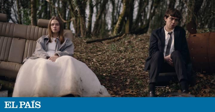 'The End of the F*** World', brillante y maldita adolescencia 'grunge'