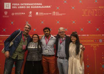 Un altavoz en la FIL para condenar la discriminación en México