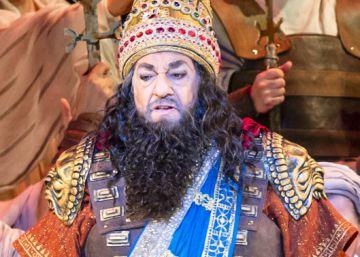 Plácido Domingo actúa por primera vez en España tras las acusaciones de acoso