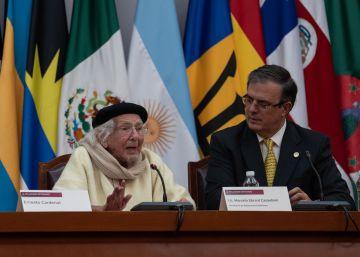 Ernesto Cardenal: ?Exigir democracia no es extremismo?