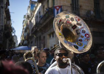El jazz une en La Habana lo que Trump separa