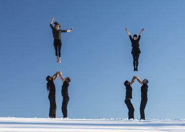 El coreógrafo francés Rachid Ouramdane hace volar a 19 bailarines