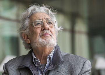 Plácido Domingo anula sus representaciones en el Real antes de que el teatro las cancelara