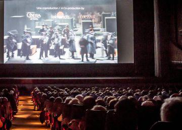 La asistencia a los cines en España creció un 37% en los últimos seis años