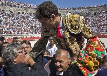 Simón Casas anuncia que José Tomás lidiará dos corridas mixtas en Nimes