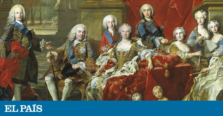 The history of Spain seen from the throne | Babelia