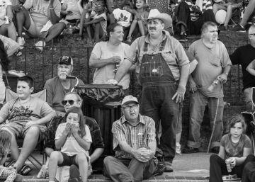 ?Americans Parade?, retrato de una nación en tiempos turbulentos