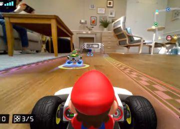 ?Mario Kart Live: Home Circuit?; el Scalextric del siglo XXI