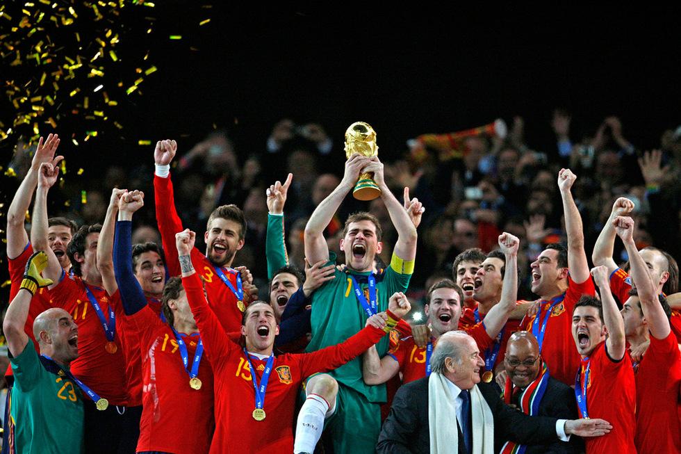 Resultado de imagen para españa 2010 mundial