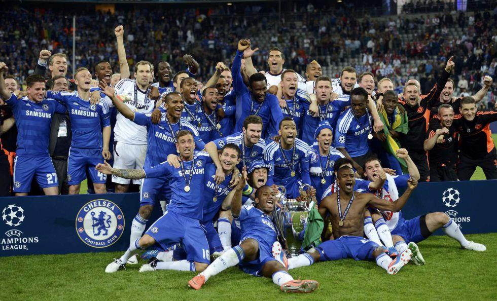 Resultado de imagen para chelsea champions league 2012