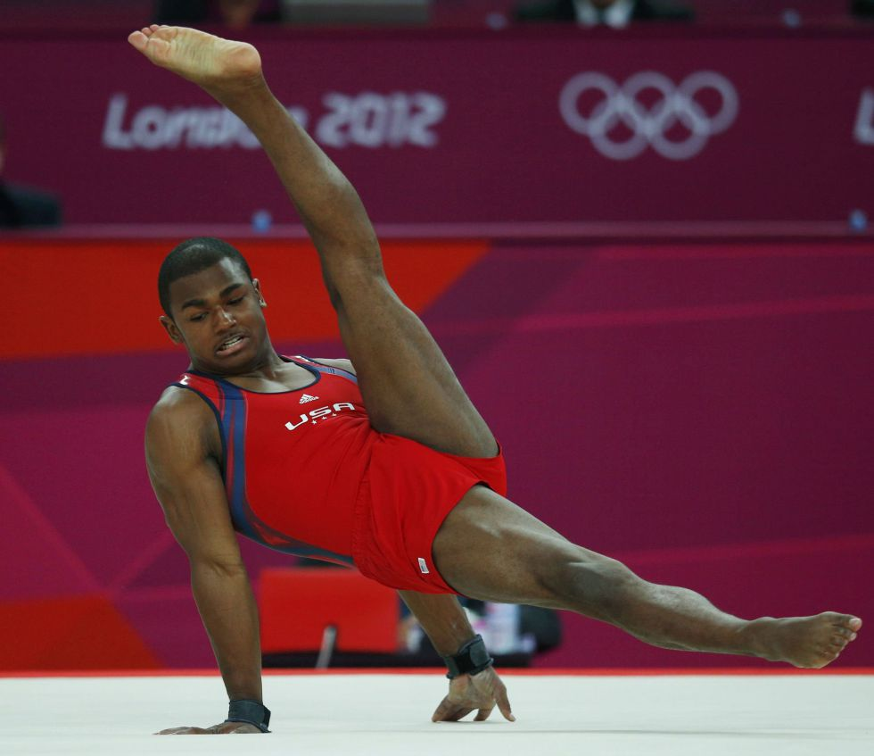 floor gymnastics olympics. John Orozco Of The U.S. Competes In Floor Exercise During Men\u0027s Individual All- Gymnastics Olympics