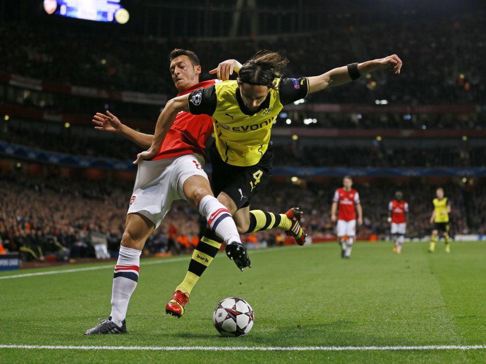 Noche de goles en la 'Champions'