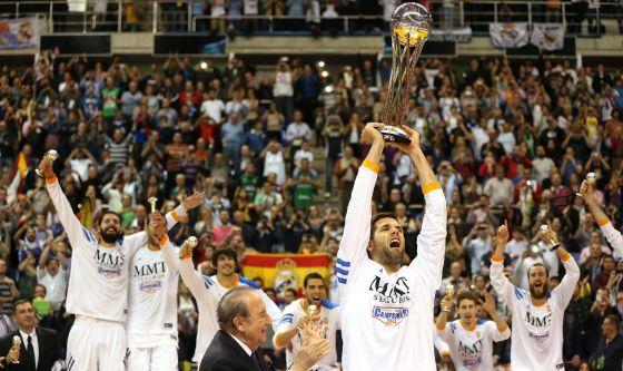 Copa del Rey de Baloncesto 2014: El Madrid se corona en un final ...