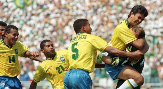Resultado de imagen para brasil 1994