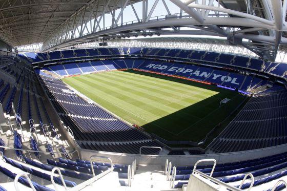 mirada detallada Reino Unido zapatos de temperamento espanyol: El Espanyol vende el nombre de su estadio ...