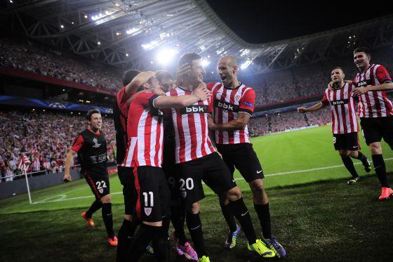 Athletic 3 - Nápoles 1  San Mamés desemboca en el paraíso  2218895361a75