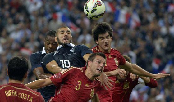b4d240bdd14 Francia-España: La nueva España sigue en Brasil | Deportes | EL PAÍS