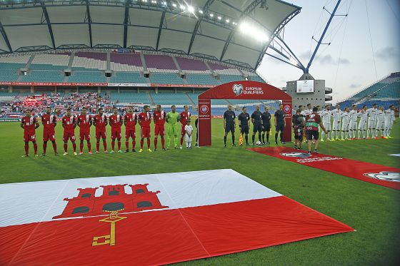 estadio do algarve mapa Gibraltar takes its place on the world soccer map | In English  estadio do algarve mapa